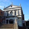 Venice Masterpieces tour will take you to San Sebastiano Church decorated with Veronese's frescoes