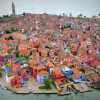 The islands of the lagoon tour includes the visit to the island of Burano
