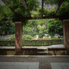 A Venetian palace tour is also an opportunity to see a private garden in Venice