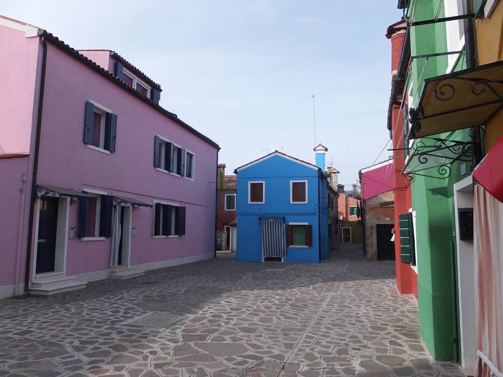 Venice Three Islands Tour to see Murano, Burano and Torcaello