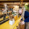 With Venice Craft Heritage tour you will see how Forcolas and oars are made