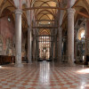 Safeguarding Venice is about the restauration of works of art