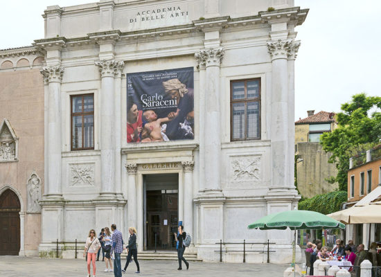 Book a private guided tour of Venetian Painting at Accademia Galleries