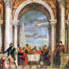 Veronese Feast in the House of Levi, a great painting you will see with our Venetian Painting tour