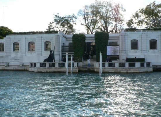 The Guggenheim collection private guided tour in Venice
