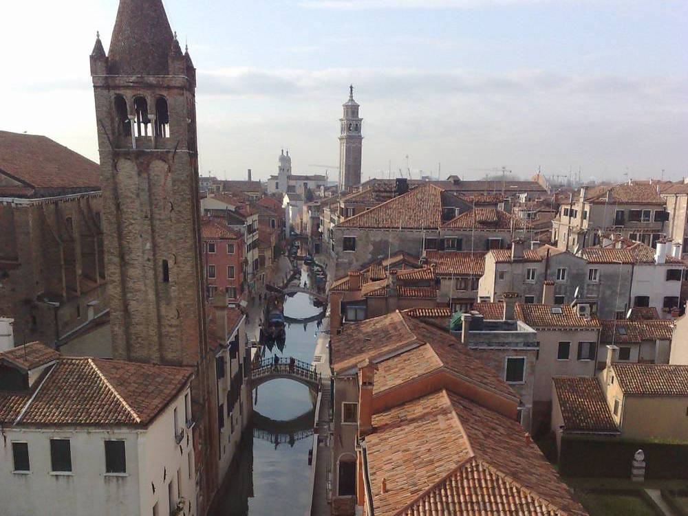 Venice for the first time