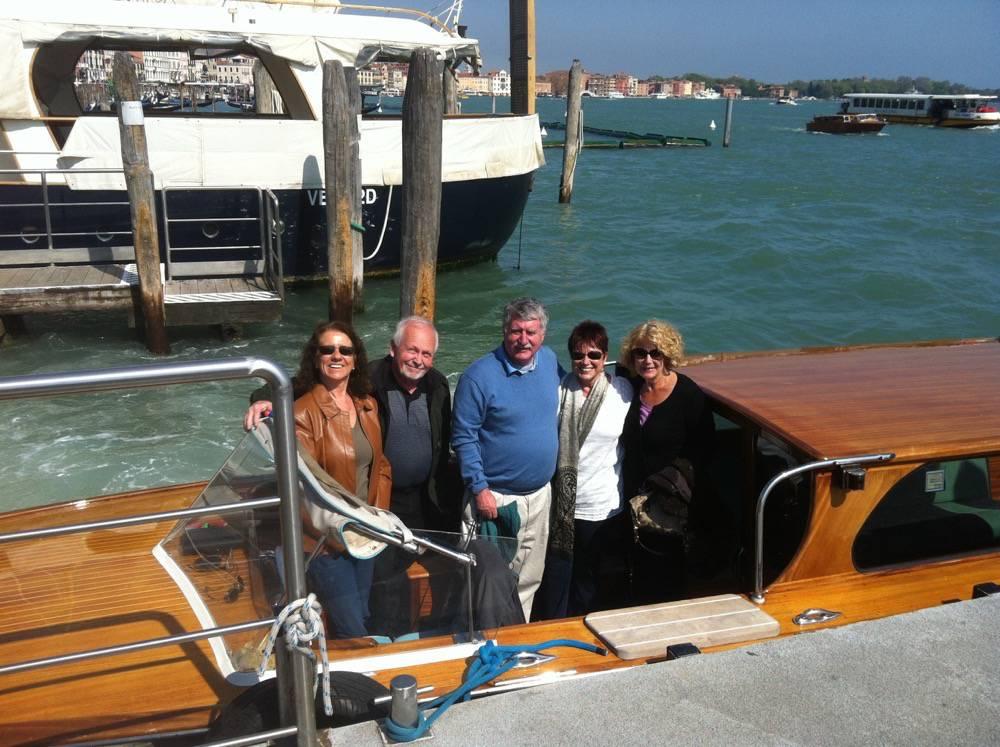 Venice Shore Excursions