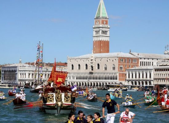 The Ascension day is when Venice marry the Sea