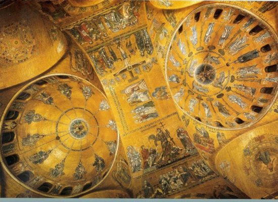 With Golden Venice private guided tour you will see in details the best byzantine mosaics in Venice