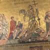 Golden Mosaic in Saint Mark's Church