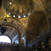 A day in Venice tour will take you to admire the mosaics of Saint Mark's church