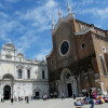 One of the Highlights of Venice is the the Saints John and Paul square