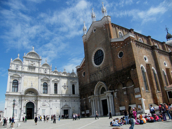 Book Safeguarding Venice tour to learn about Venice restoration projects