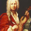 The celebrated Venetian master Vivaldi