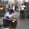 Murano glass factory is one of the most important sight of the Highlights of Venice tour