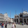 The Square of Saint Mark has been for centuries the political, social and religious heart of Venice