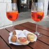 wine and cicchetti