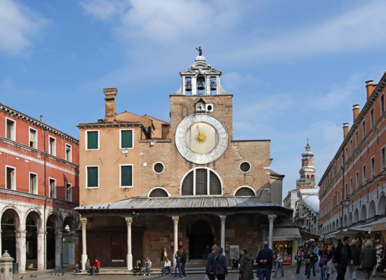 Faith and Business in Rialto private guided tour art wine and tapas in Venice