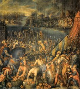 pepino attacca Venezia
