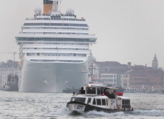 Venice Transfer from cruise port to car terminal
